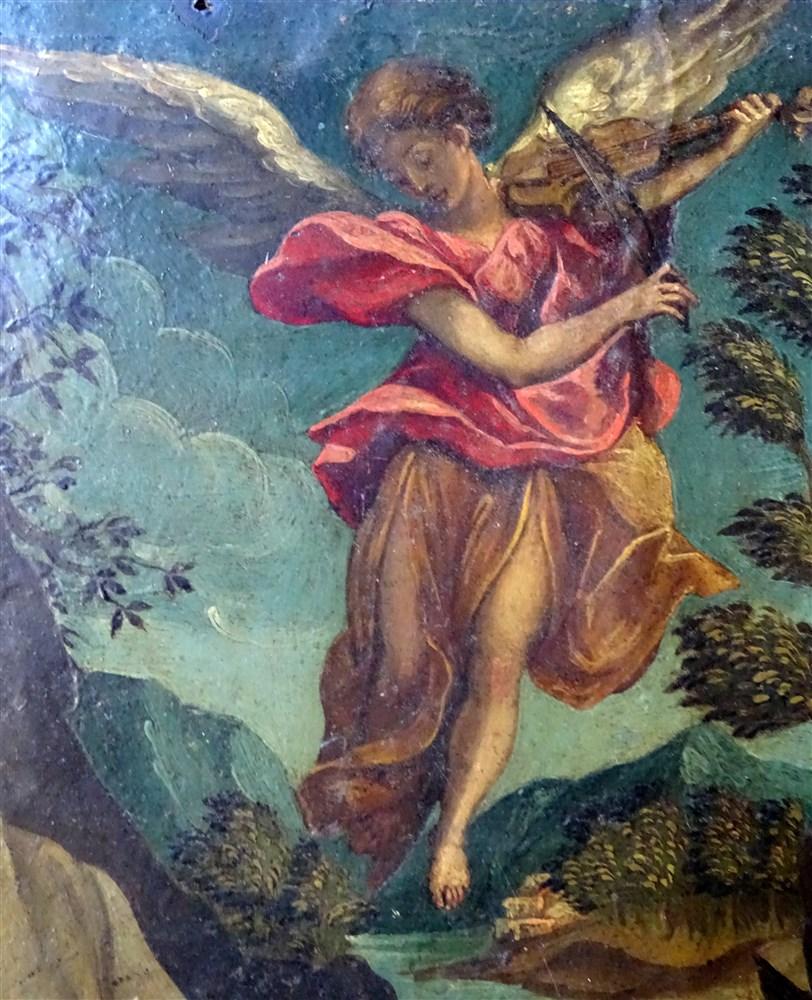 L'ange Musicien dans la Peinture chrétienne du 17ème | BolezArt