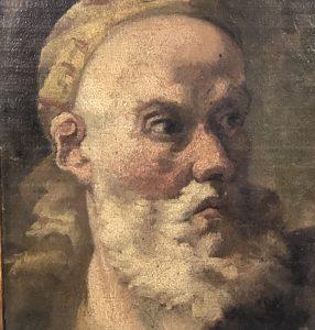 Portrait de trois-quart