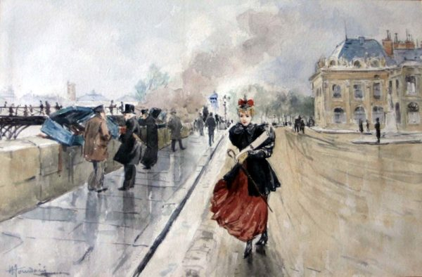 Paris, quais de Seine