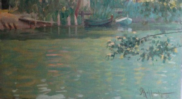 Bords d'étang